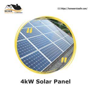 4kW Solar System,